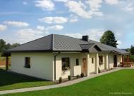 Dom Jednorodzinny w Ostrowcu Świętokrzyskim. fot. Blachy Pruszyński
