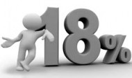 W 2011 r. zmienią się zasady stosowania ryczałtu 18% od drobnych zleceń